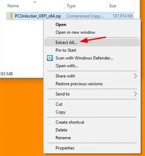 windows reset password offline how to reset forgotten windows 10 pc password top pc tech