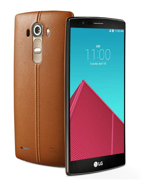 Lg G4 32 Gb Leather Brown Sold here s what the lg g4 looks like phonebunch