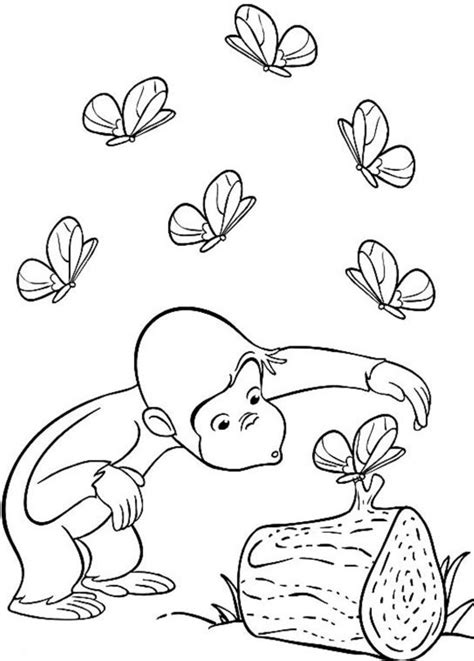 curious george coloring pages halloween curious george halloween coloring pages printable coloring