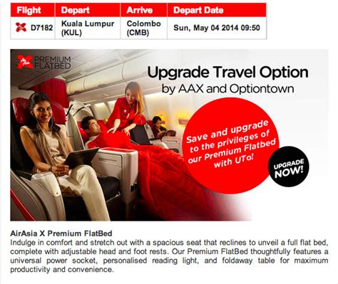 airasia upgrade baggage review air asia x premium and economy class
