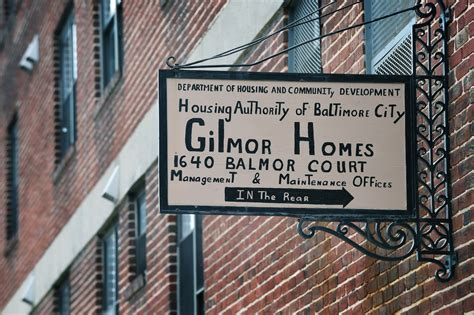 Baltimore Housing Authority by Baltimore Housing Authority For Repairs Settlement