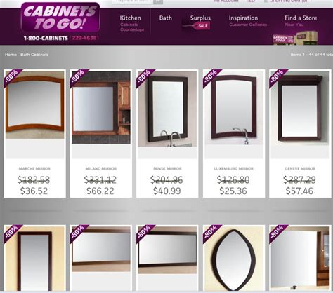cabinets to go ta home decor budgetista luxe for less mirrors free