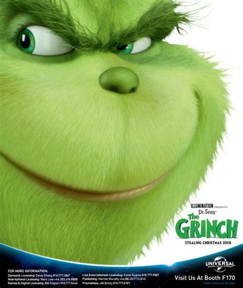 laste ned filmer dr seuss the grinch first look at benedict cumberbatch s the grinch movieweb