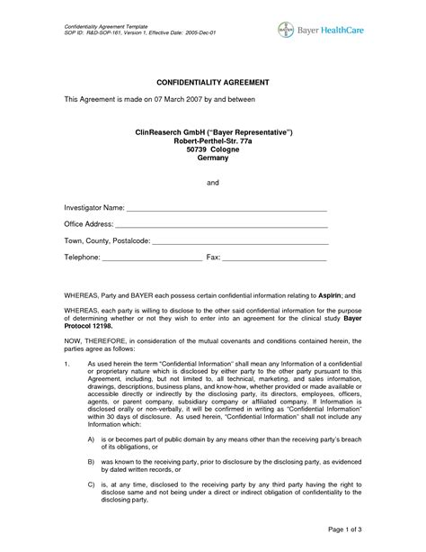 ncnd agreement template ncnd agreement template 28 images ncnd agreement