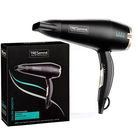Tresemme Hair Dryer Attachments tresemme 5542du smooth power hair dryer 2200w