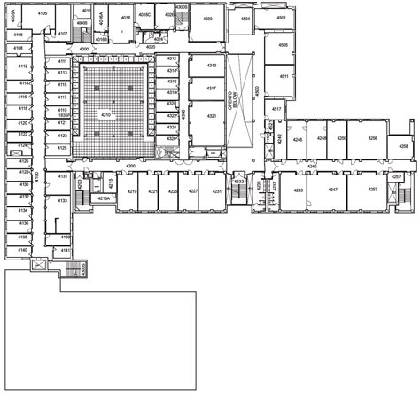 layout for university seamans center floor plans college of engineering the