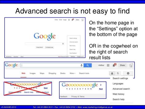 Advanced Search For On Vs The Rest Advanced Search On