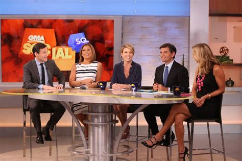 amy robach lara spencer ginger zee y legs 59 best the gma family images on pinterest