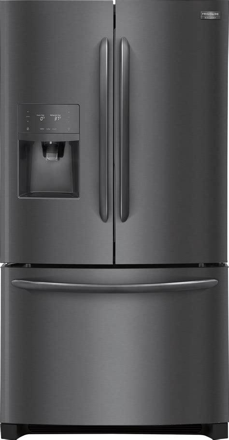 kitchen superb frigidaire black stainless steel frigidaire gallery fghf2367td