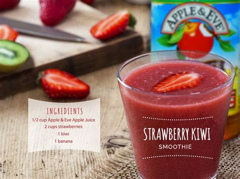 Treat Yourself With A Smoothie by Treat Yourself With This Delicious And Easy Strawberry