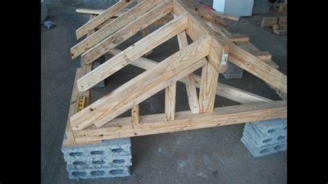 stacking  gable roof youtube