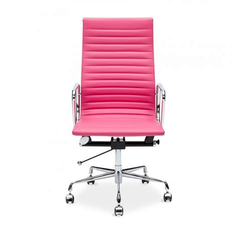 Pink Office Chair Uk by Pink Ribbed Style Office Chair Cult Uk