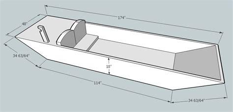 cambridge punt boat plans english punt with a twist boat design net