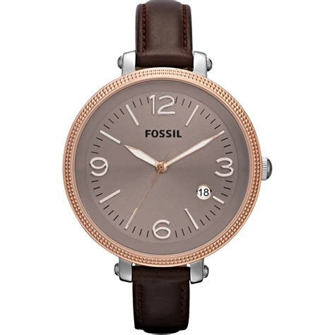 Fossil Uhren Damen by S Two Tone Es3132 Fossil From