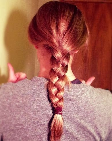 three strand braid or plait one how to tie knots go flawlessly french with the french braid