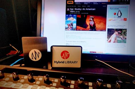Sgt Stubby An American What Are Sound Artists Creating With The Odyssey Collection