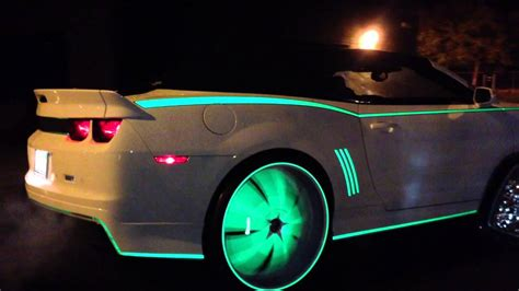 glow in the paint automotive kustom glow cars part2