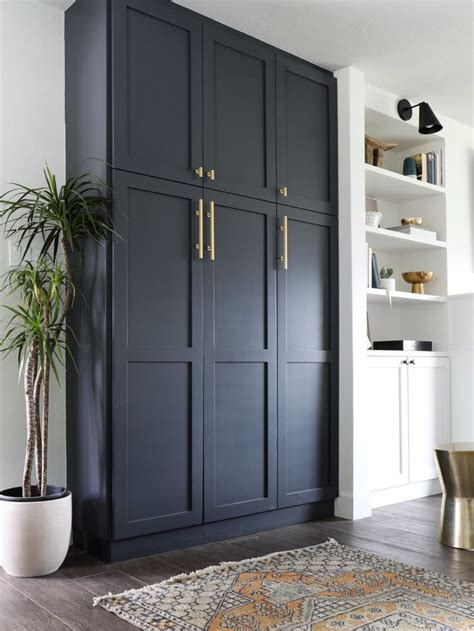built in storage cabinets with doors 25 best ideas about ikea kitchen cabinets on