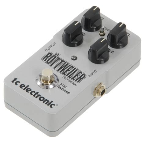 tc rottweiler tc electronic tc rottweiler distortion efekt do gitary