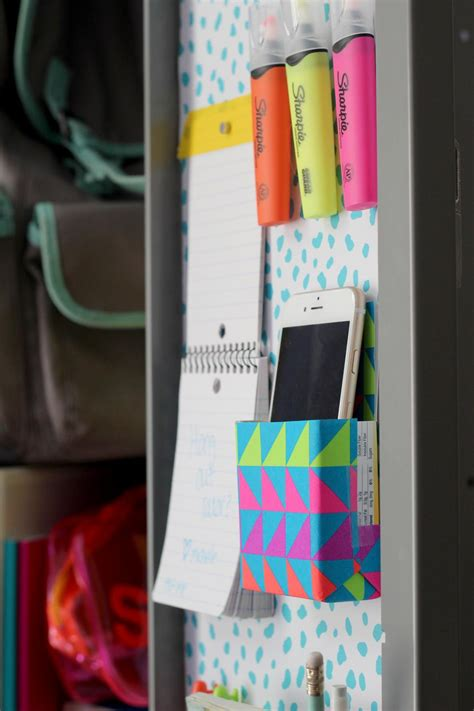 how to make locker decorations at home 22 diy locker decorating ideas hgtv