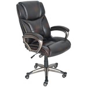 Desk Chairs In Staples Staples Mayfair Bonded Leather Executive Chair Antique