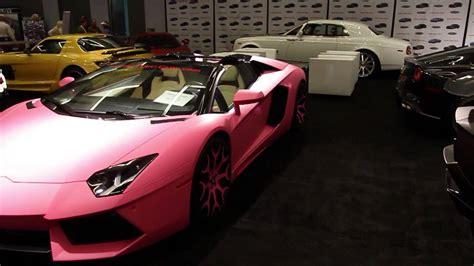convertible lamborghini pink nicki minaj s matte pink lamborghini aventador roadster
