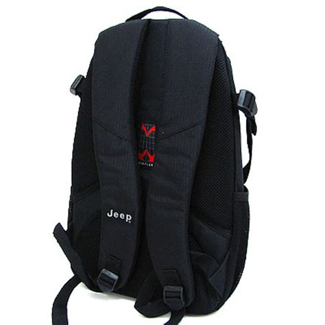 Jeep Backpack Bag Jeep Outback Backpack Rucksack Bag Ph1015 Black With