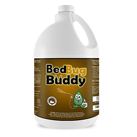 Bed Bug Prevention Spray by Bed Bug Killer Prevention Spray By Bed Bug Buddy