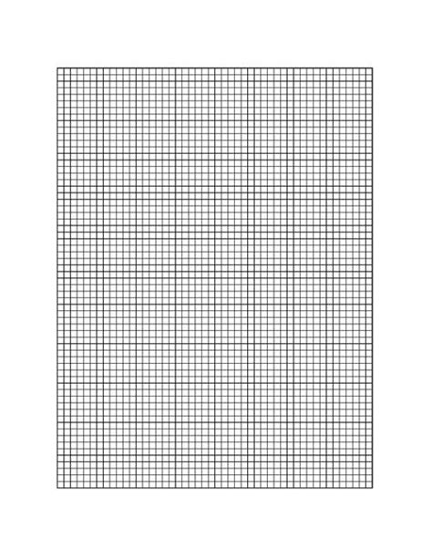 How To Make Graphs For Scientific Papers - selection of printable graph paper