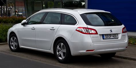 peugeot model 2013 2013 peugeot 508 sw pictures information and specs