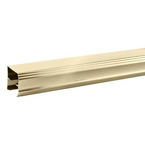Sliding Shower Door Track Johnson Hardware 170a 4 Panel Bifold Hardware Set 60 In Track 15 In Panels 40 Lbs Per