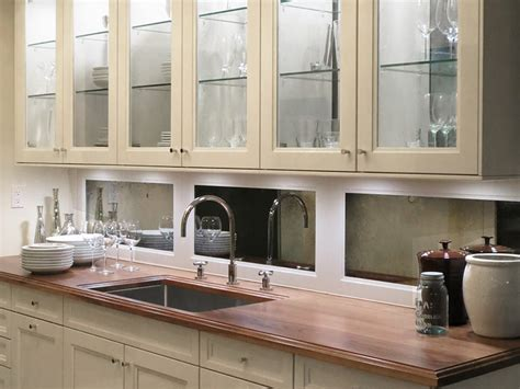 mirrored kitchen backsplash mirrored backsplash in york jersey luxuryglassny