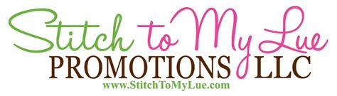 Lu Led Stitch home stitch to my lue
