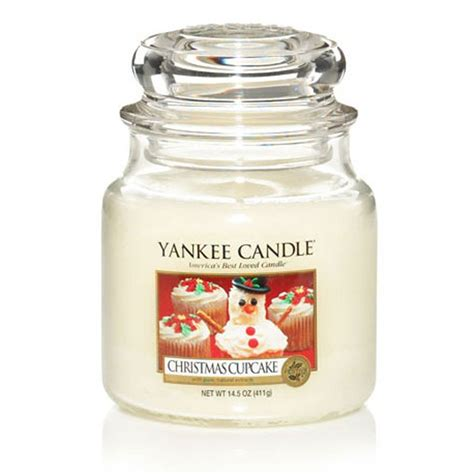 candele yankee yankee candle cupcake 14 5oz medium jar