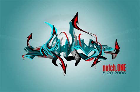 Imagenes En 3d Grafitis | graffitis 3d taringa