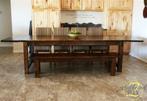 10 person farmhouse dining table diy farmhouse table with extensions addicted 2 diy