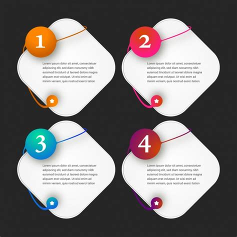 free graphic design templates infographic template design vector free