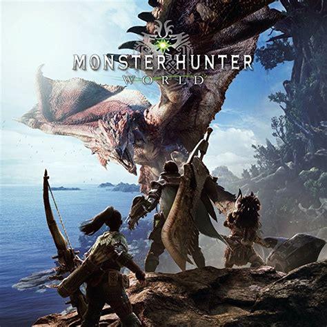 monster hunter world special soundtrack sonixs ost