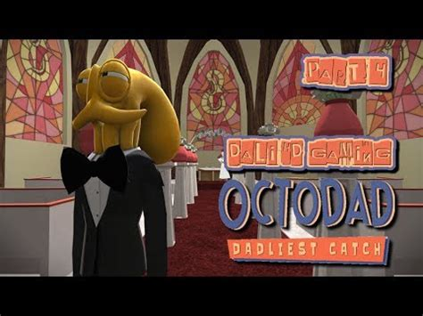 octodad dadliest catch co op mode part 2 father and son ps4 octodad dadliest catch co op part 4 the ship pc gameplay