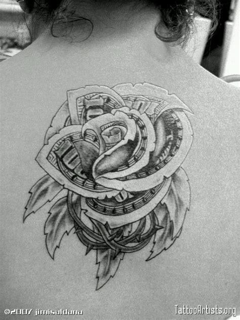 dollar rose tattoo money ideas money money