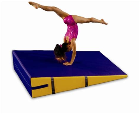 Incline Mats For Gymnastics by Incline Wedge Mats Gymnastic Skill Builder Wedge Incline