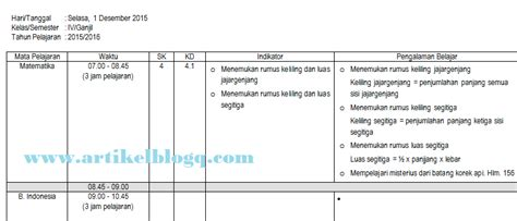 membuat jurnal harian info pendidikan terbaru contoh format jurnal harian