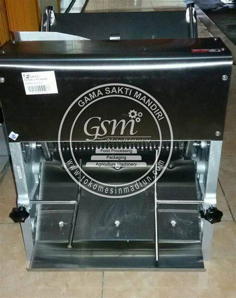 Pisau Pemotong Roti Tawar mesin pemotong roti tawar murah toko mesin madiun