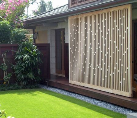 privacy screens modern lattice screens landscaping network