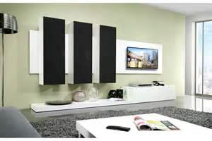 Supérieur Meuble Cuisine Pour Salle De Bain #8: meuble-tv-design-mural-lime.jpg