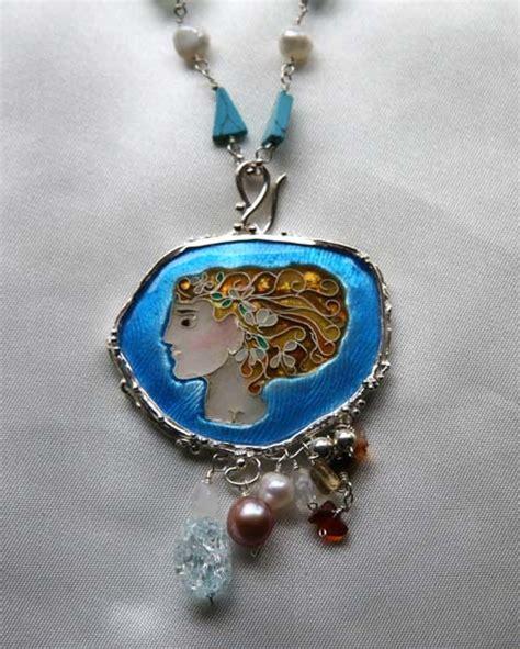 enamel jewelry joanne conant artist enameling jewelry painting