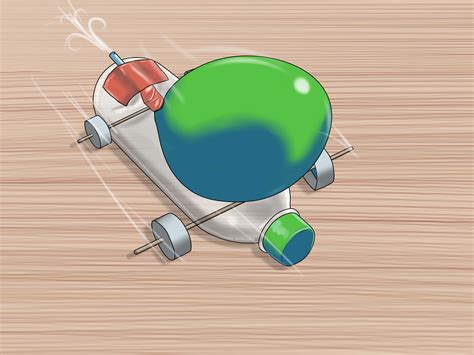 best air card 3 ways to make a balloon car wikihow