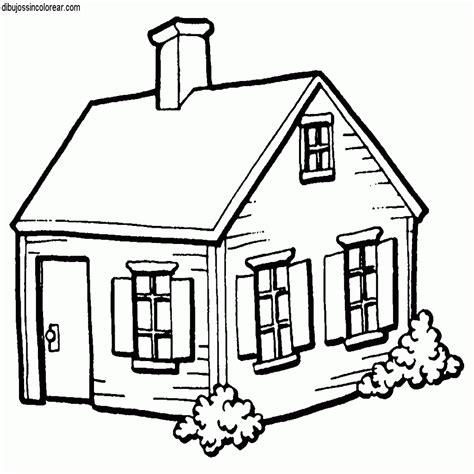 imagenes de casas lindas para dibujar casas para colorear gallery of casa dibujo para colorear e