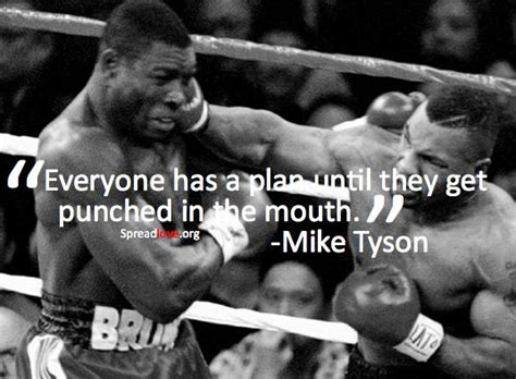mike tyson quotes    plan quotesgram
