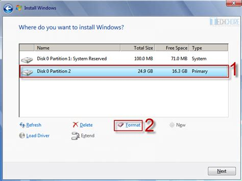 format hard drive but keep windows 7 how to install windows 7 beginner s guide techchore